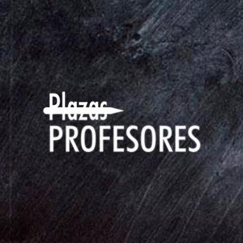 Plazas Profesores Aragón