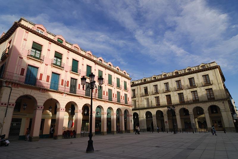 Centros y colegios de Huesca
